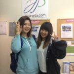 生徒の声:Risaさん&Shioriさん