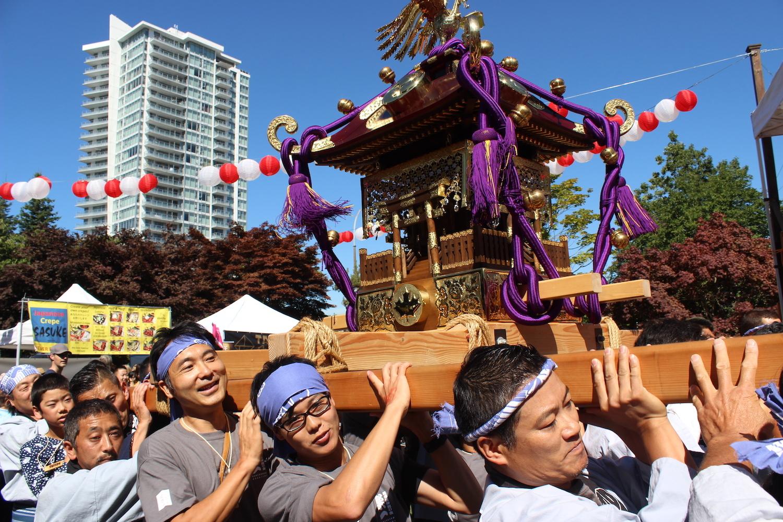 9月のボランティア Nikkei Matsuriへ参加して来ました!