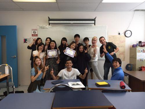 【カナダ留学:Junichiro君】Writingをしっかりする学校でした!