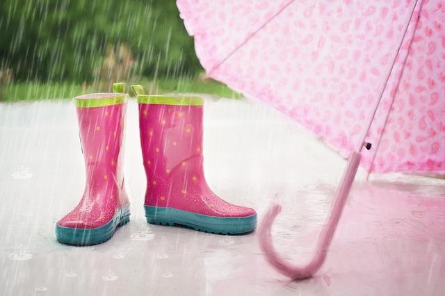 Raincouverの過ごし方 3 ー雨の日グッズー