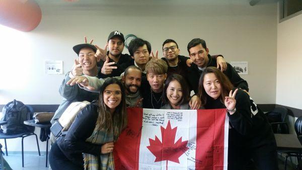 【カナダ留学:Chihiroさん】最初はちんぷんかんぷんのスタートでした