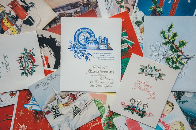 カナダの年賀状?クリスマスカードは早めに準備しよう!