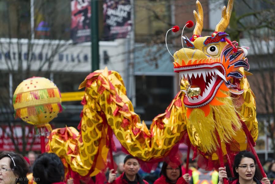 2月のボランティア募集  Chinese New Year Festival!
