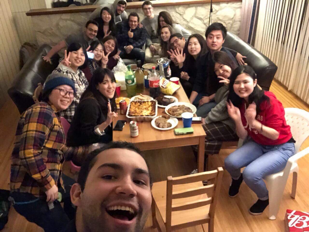 【カナダ留学:Keisukeさん】少人数で国際色豊かな学校でした!