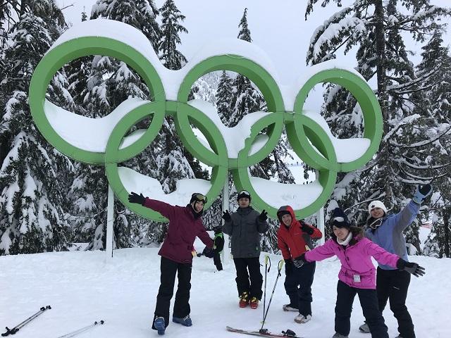 サイプレスにスキー・スノーボードに行ってきました!!