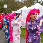 4月のボランティア募集! Sakura Days Japan Fair!