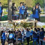 【ボランティア活動報告】5月:Vancouver Marathon