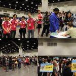 【ボランティア活動報告】8月:Anime Revolution!
