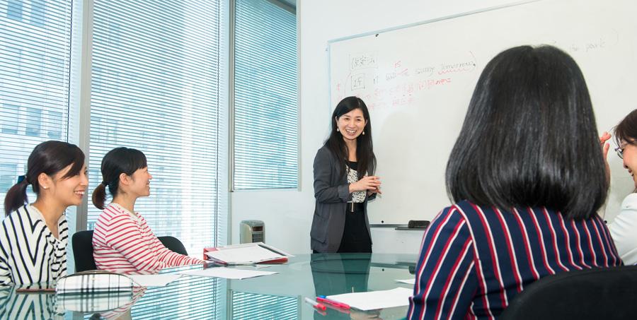 Vector Akiko Teacher