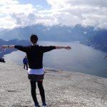 3月【登山】Squamish Attack!!!! ~スコーミッシュのチーフマウンテンをハイキング~