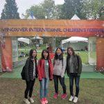 【ボランティア活動報告】5月:Children Festival