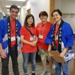 【ボランティア活動報告】9月:Nikkei Matsuri