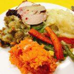 満員御礼!!【ボランティア募集】10月:Thanksgiving lunch‼