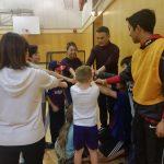 【ボランティア活動報告】11月:サッカー教室