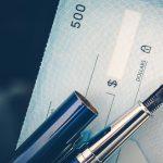 SMBC信託銀行プレスティアでは、カナダドル小切手は換金できません (カナダのタックスリターンの換金)