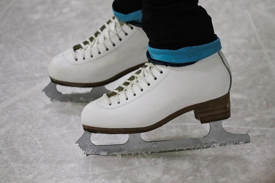 アイススケート場 再オープン
