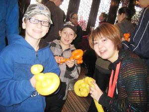 Chinese New Year Volunteer 116
